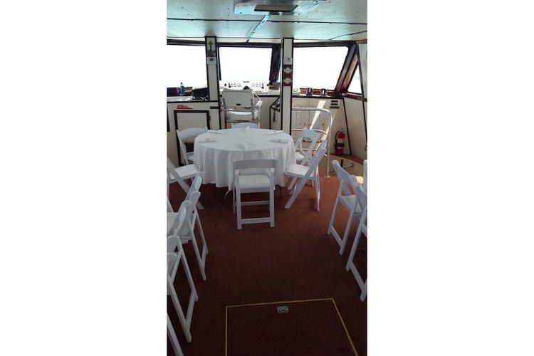 Motor yacht boat rental in St. Georges, Bermuda