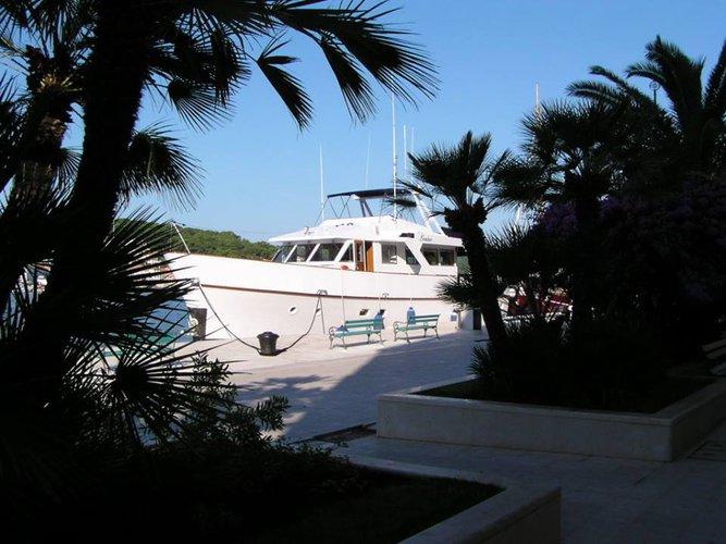 Boat for rent Custom Made 68.0 feet in Komolac, ACI Marina Dubrovnik,