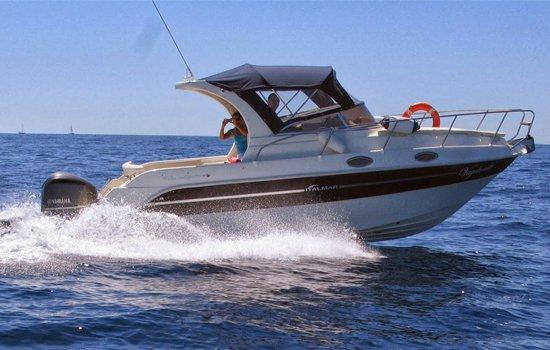 Beautiful Donar d.o.o. ideal for cruising and fun in the sun!