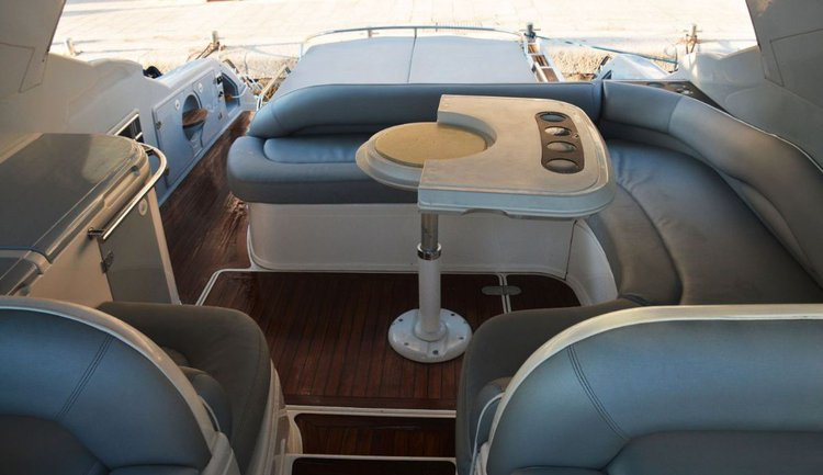 Boating is fun with a Motor yacht in Split region