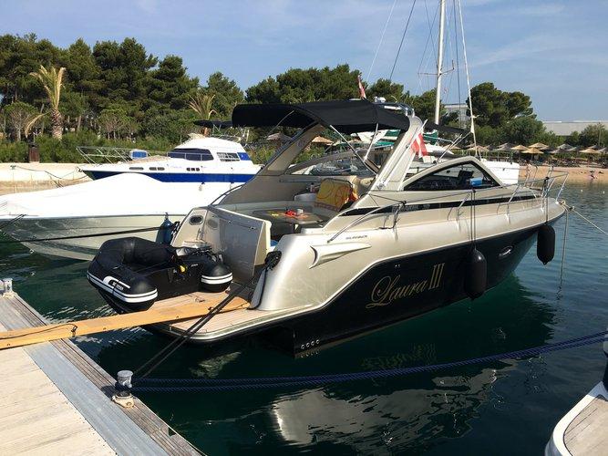 Boat for rent Grginić jahte 32.0 feet in Marina Tankerkomerc, Zadar,
