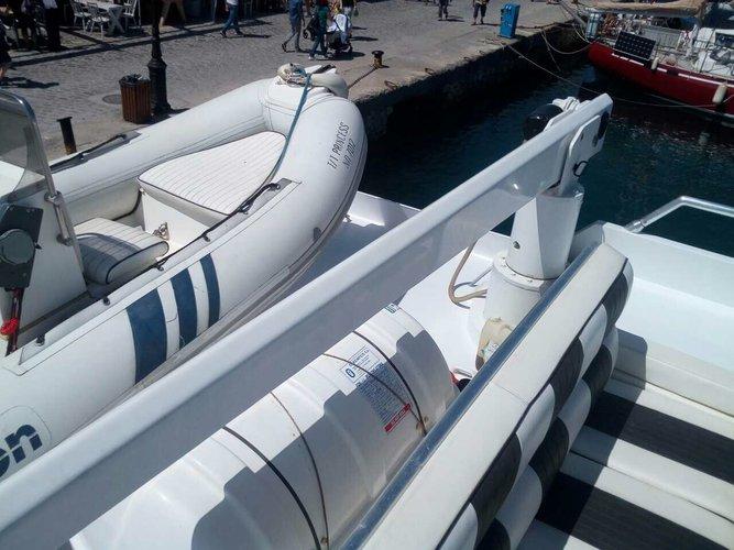85.0 feet ITALY in great shape