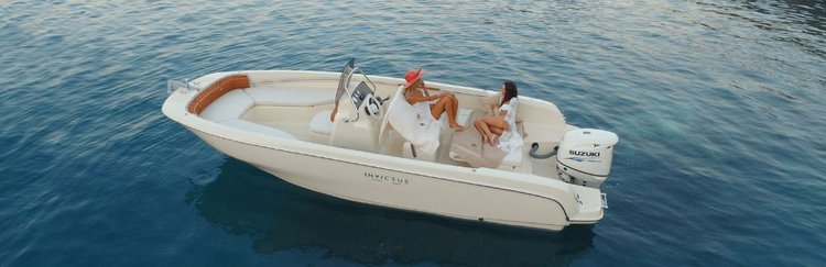 Boat for rent Invictus 20.0 feet in Yachtclub Seget (Marina Baotić), Seget Donji,