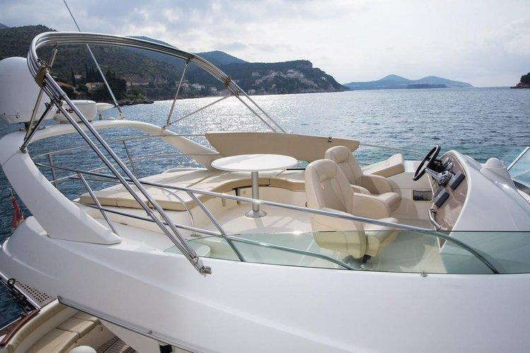 Boat for rent Jeanneau 38.0 feet in Komolac, ACI Marina Dubrovnik,