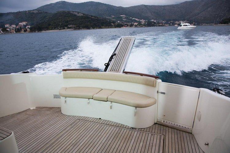 Jeanneau's 43.0 feet in Dubrovnik region