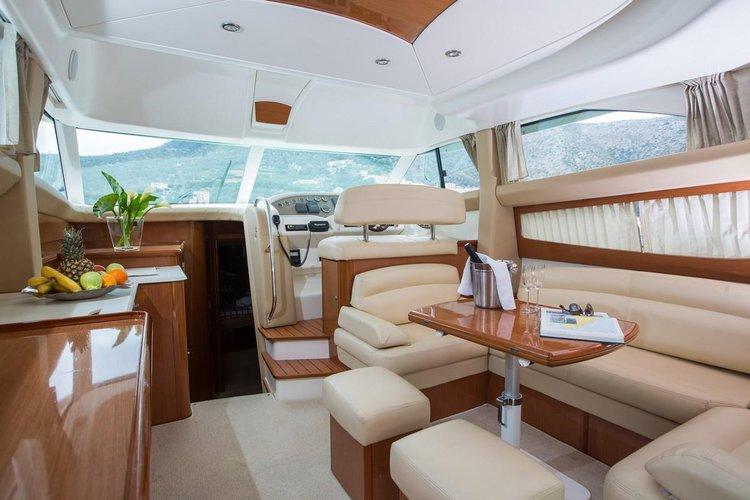 Boat for rent Jeanneau 43.0 feet in Komolac, ACI Marina Dubrovnik,