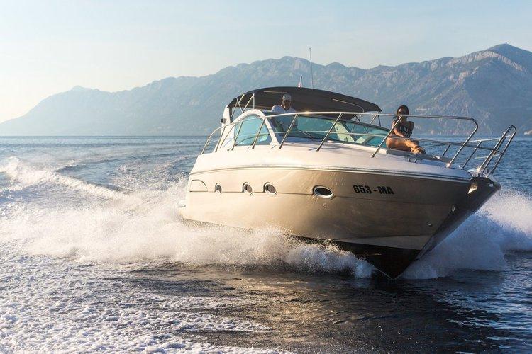 Boat for rent Pearl Sea Yachts d.o.o. 37.0 feet in Marina Baska Voda, Croatia