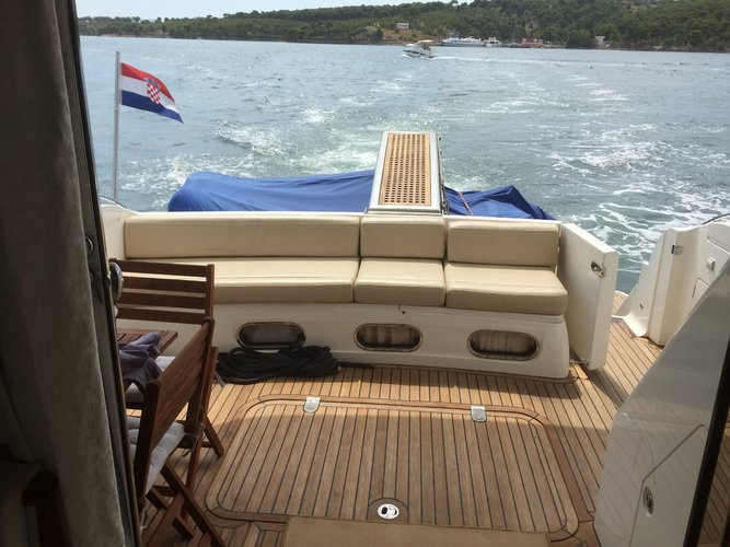 Princess Yachts's 53.0 feet in Šibenik region