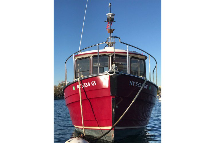 Trawler boat rental in Sheepshead Bay, NY