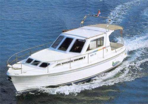 Boat for rent SAS - Vektor 35.0 feet in ACI Marina Jezera, Murter,