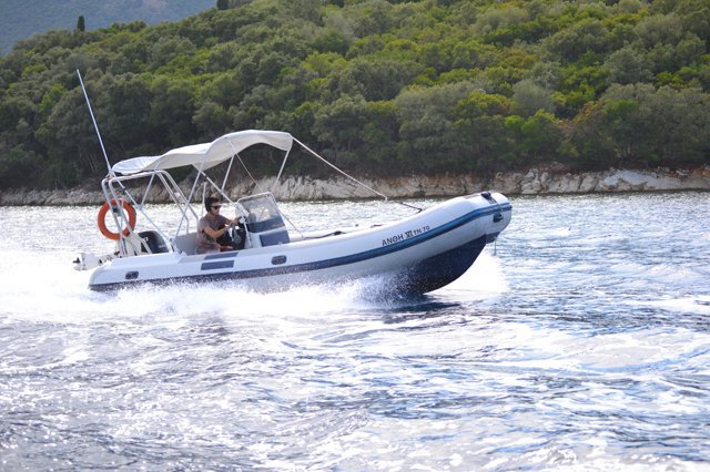Other boat rental in Nydri,