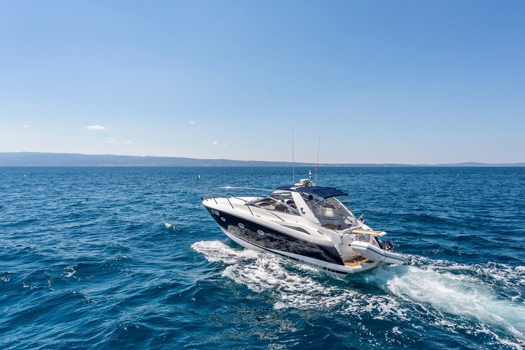 Boat for rent Sunseeker International 39.0 feet in Marina Lav - Podstrana, Croatia