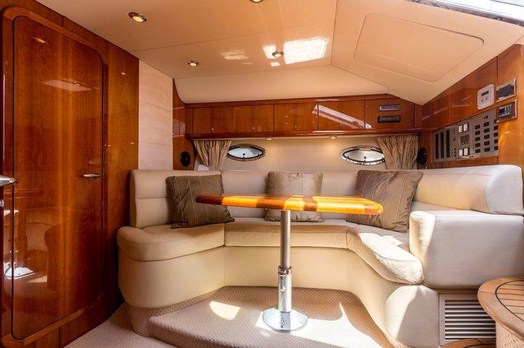 Motor yacht boat rental in Marina Lav - Podstrana, Croatia