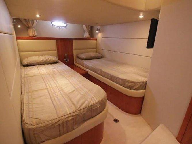 Motor yacht boat rental in Cyclades, Greece