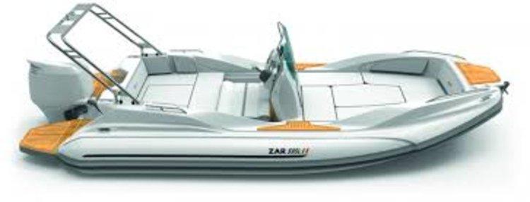 ZAR FORMENTI SRL's 19.0 feet in Zadar region
