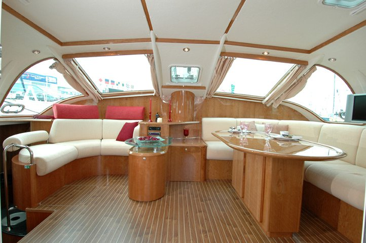 Boat for rent Alliaura Marine 49.0 feet in Balearic Islands, Spain