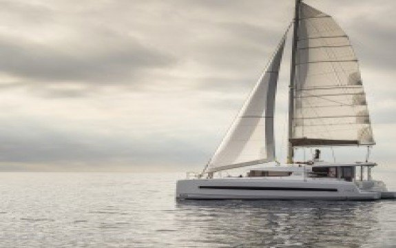 Discover  surroundings on this Custom Bali boat