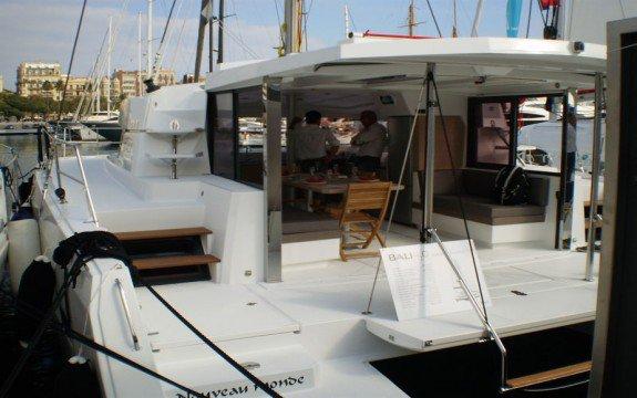 Boat for rent Bali 40.0 feet in La Marina, Guadeloupe