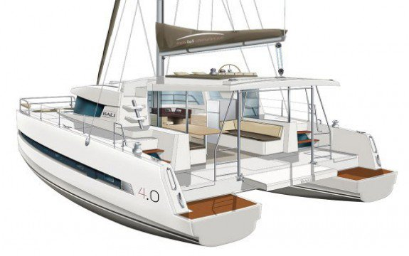 Boat for rent Bali 40.0 feet in St. George'S,