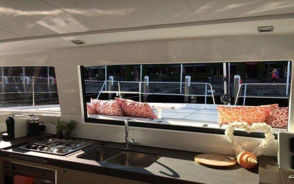 Catamaran boat rental in , Guadeloupe