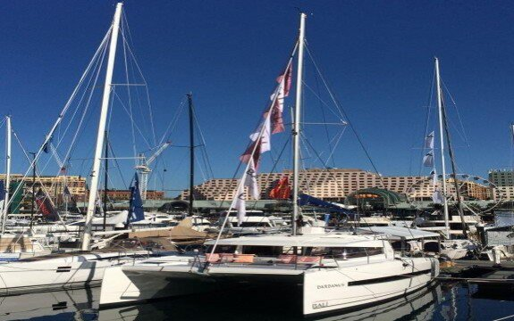Catamaran boat rental in Marseille, France