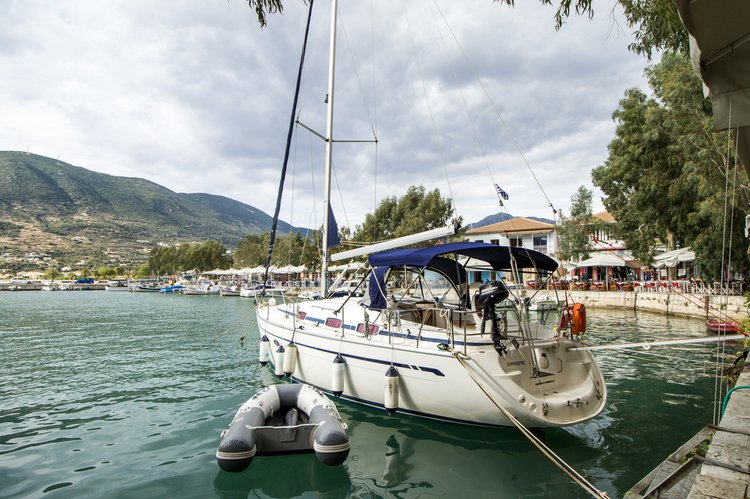 Bavaria boat for rent in Ionian Islands