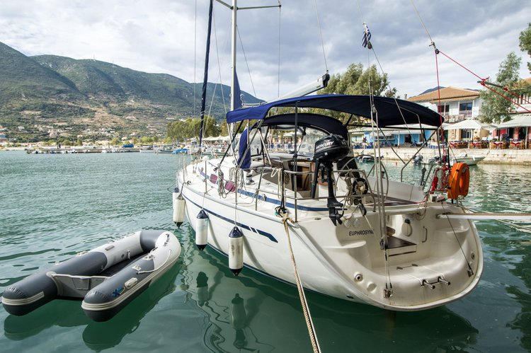 Boat rental in Ionian Islands,