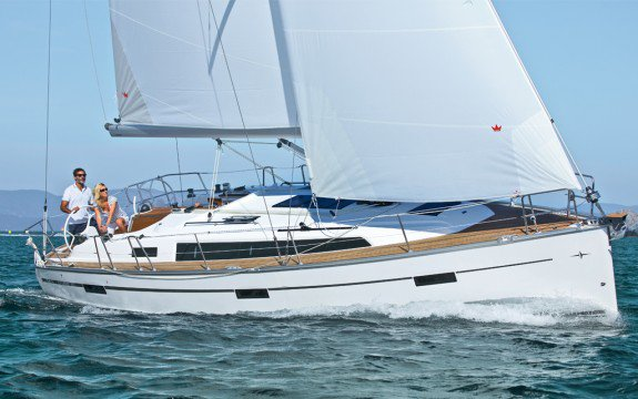 Set sail in Spain onboard Bavaria Cruiser 37
