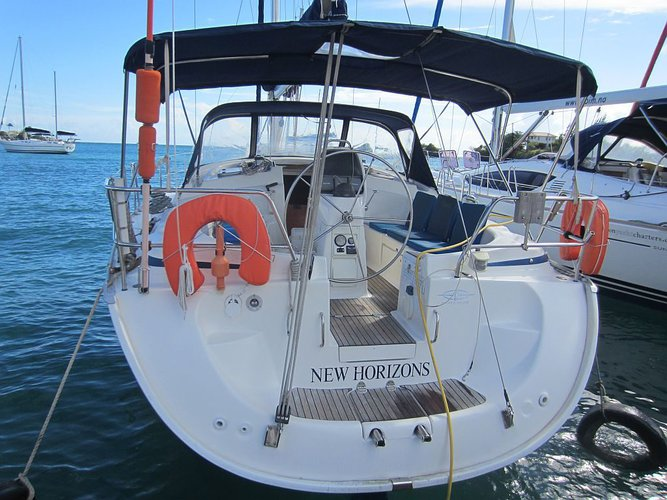 Boat for rent Bavaria 38.9 feet in True Blue, Grenada