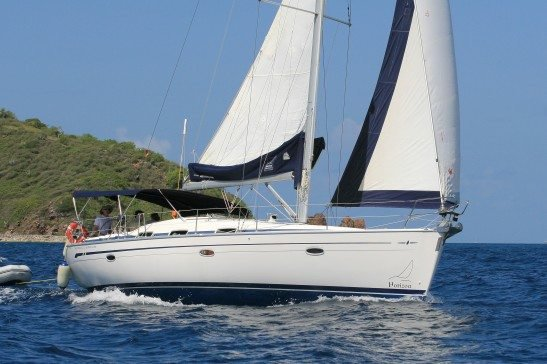 Rent Bavaria 42 in Grenada