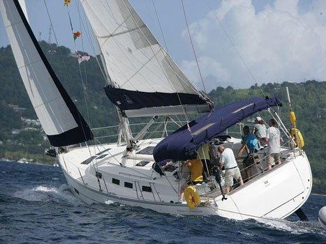 Sloop boat rental in True Blue, Grenada