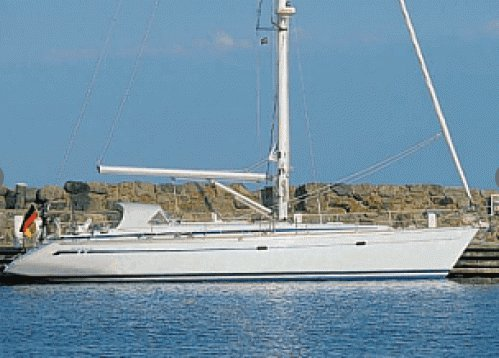 Charter 47' Bavaria Cruiser in Marseille, France