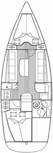 Bavaria Yachtbau's 31.0 feet in Istra