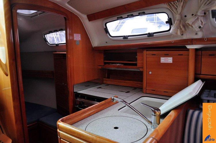 Boat for rent Bavaria Yachtbau 32.0 feet in Primorska , Slovenia