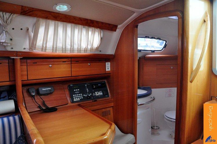 Bavaria Yachtbau boat for rent in Primorska