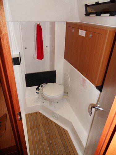 Boat for rent Bavaria Yachtbau 32.0 feet in Marina Frapa, Rogoznica,