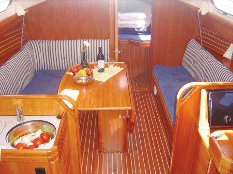 Boat for rent Bavaria Yachtbau 34.0 feet in Marina di Scarlino, Italy