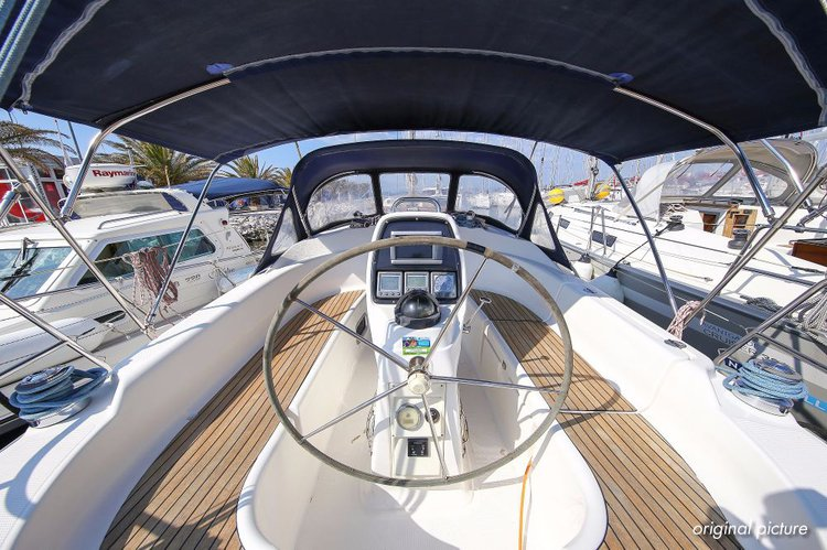 Boat for rent Bavaria Yachtbau 34.0 feet in Marina Kornati, Biograd,