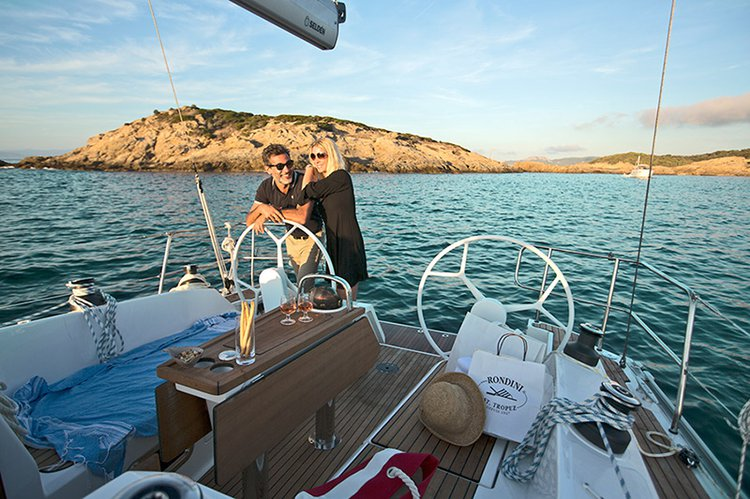 Boating is fun with a Bavaria Yachtbau in Corsica