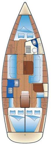 Boat for rent Bavaria Yachtbau 37.0 feet in Lefkas, Marina Lefkas, Greece