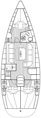 Discover Ionian Islands surroundings on this Bavaria 37 Cruiser Bavaria Yachtbau boat