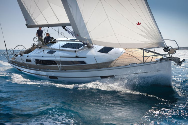 Discover Istra surroundings on this Bavaria Cruiser 37 Bavaria Yachtbau boat