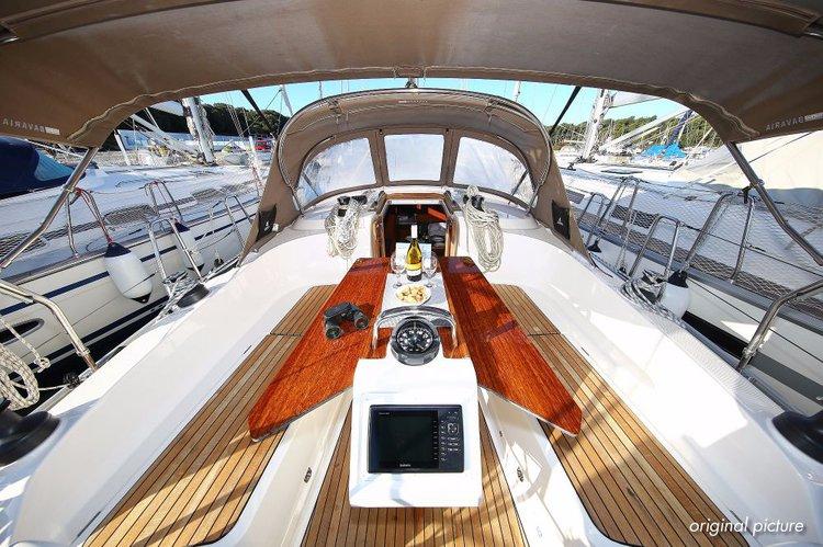 Bavaria Yachtbau's 37.0 feet in Istra