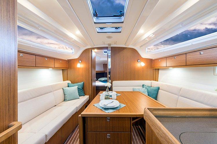 Bavaria Yachtbau's 37.0 feet in Saronic Gulf