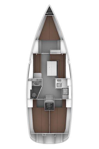 Boat for rent Bavaria Yachtbau 37.0 feet in Athens, Marina Alimos (Kalamaki), Greece