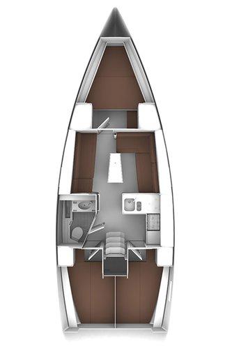 Boat for rent Bavaria Yachtbau 37.0 feet in Marina Frapa, Rogoznica,