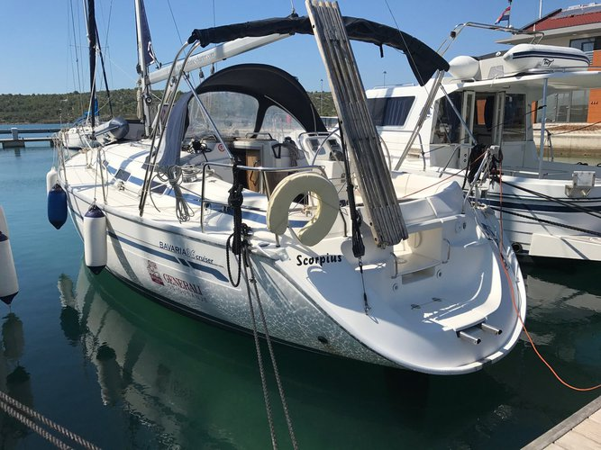 Boat for rent Bavaria Yachtbau 37.0 feet in Marina Pirovac, Croatia