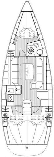 Discover Split region surroundings on this Bavaria 37 Cruiser Bavaria Yachtbau boat