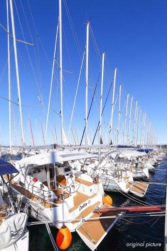 This 37.0' Bavaria Yachtbau cand take up to 7 passengers around Zadar region