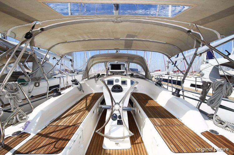 Boat for rent Bavaria Yachtbau 37.0 feet in Marina Kornati, Biograd, Croatia
